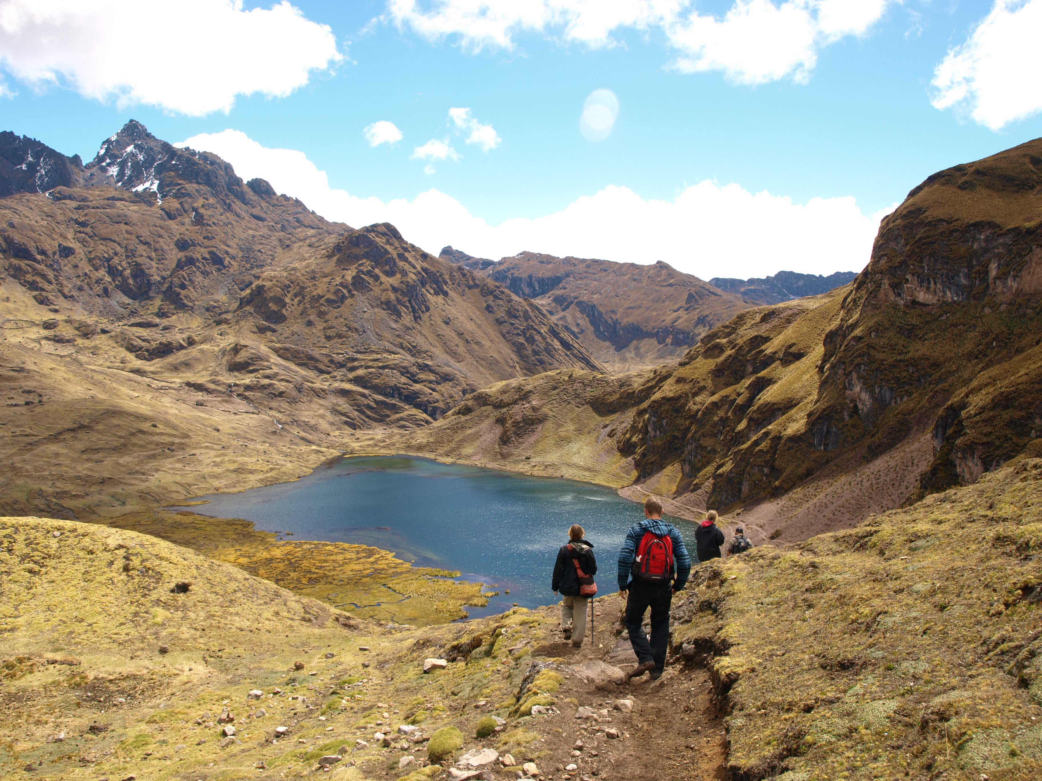 Peru Treks to Machu Picchu: What Are Your Options? | ...en Perú - Travel Culture History News
